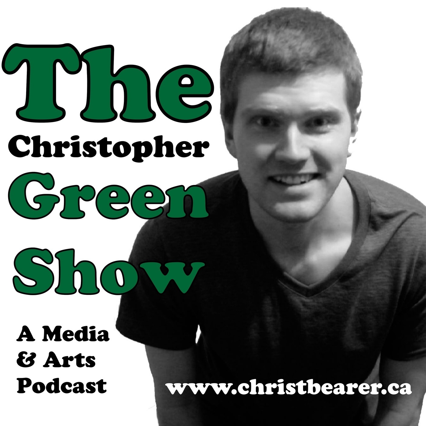 <![CDATA[The Christopher Green Show | A Media/Arts Talk Podcast]]>