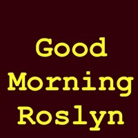 Good Morning Roslyn Radio